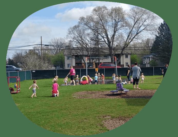 Kids Love The Playground The Largest SE Michigan 5
